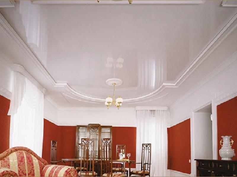 галерея натяжные потолки Николаев