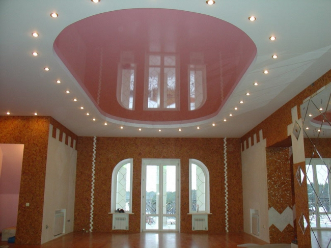 натяжные потолки в Николаеве фото