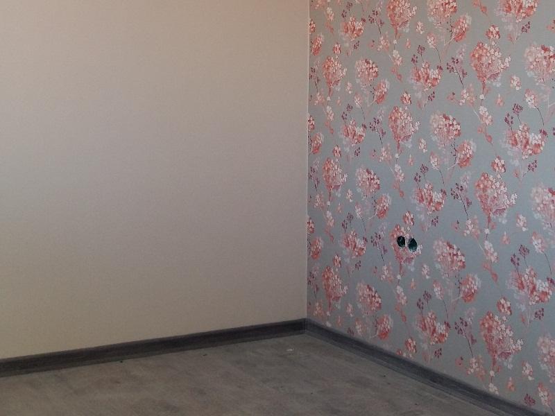 Объекты квартиры обои цветы