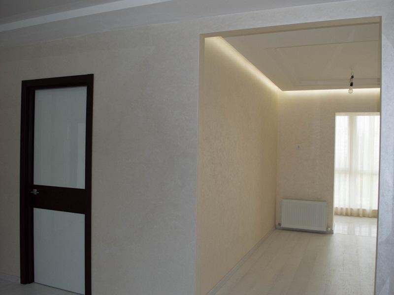 Объекты квартира скрытый свет