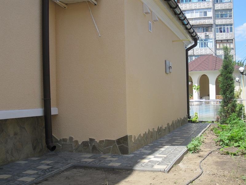 объекты фасадная надувка